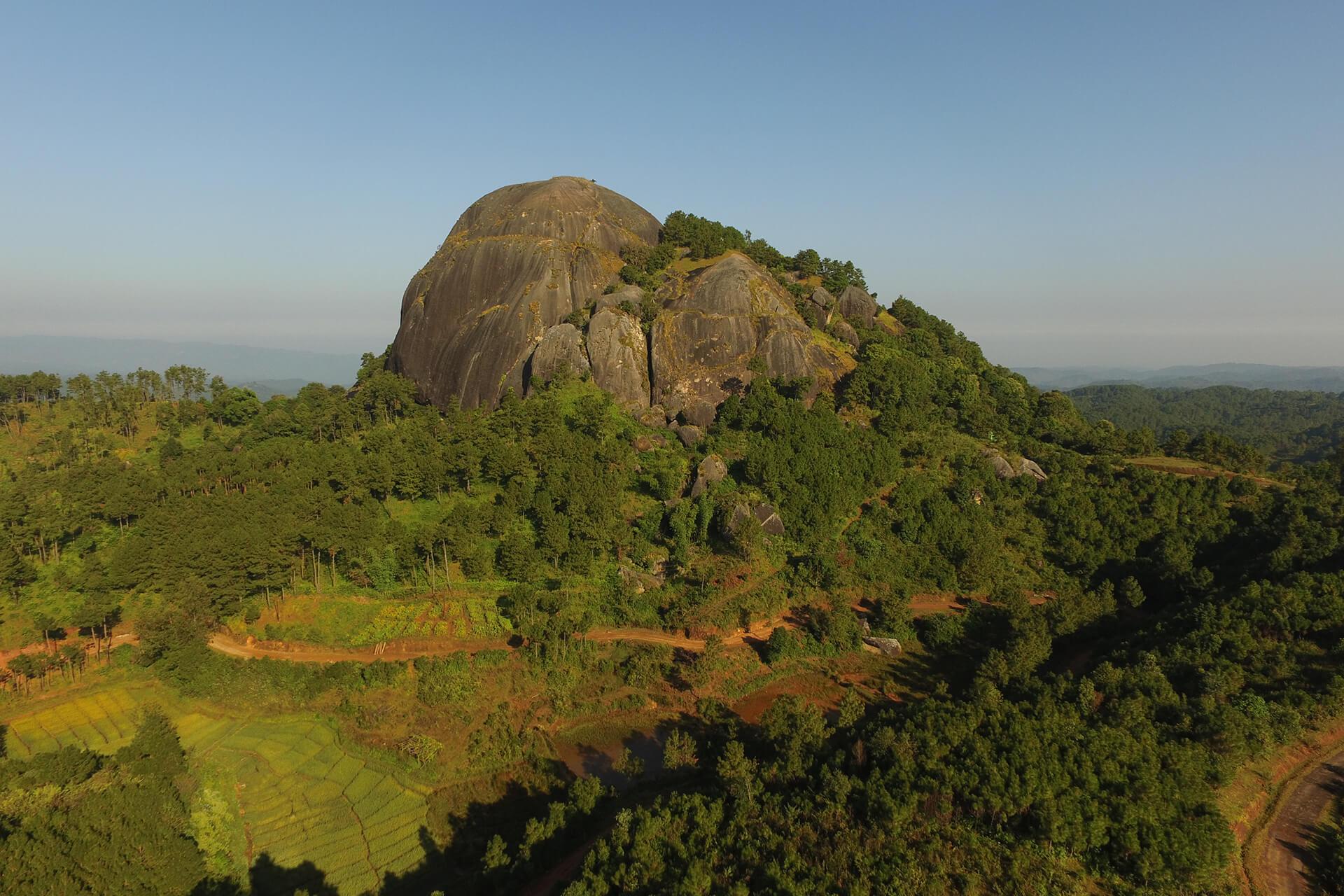 Lum Kyllang, West Khasi Hills