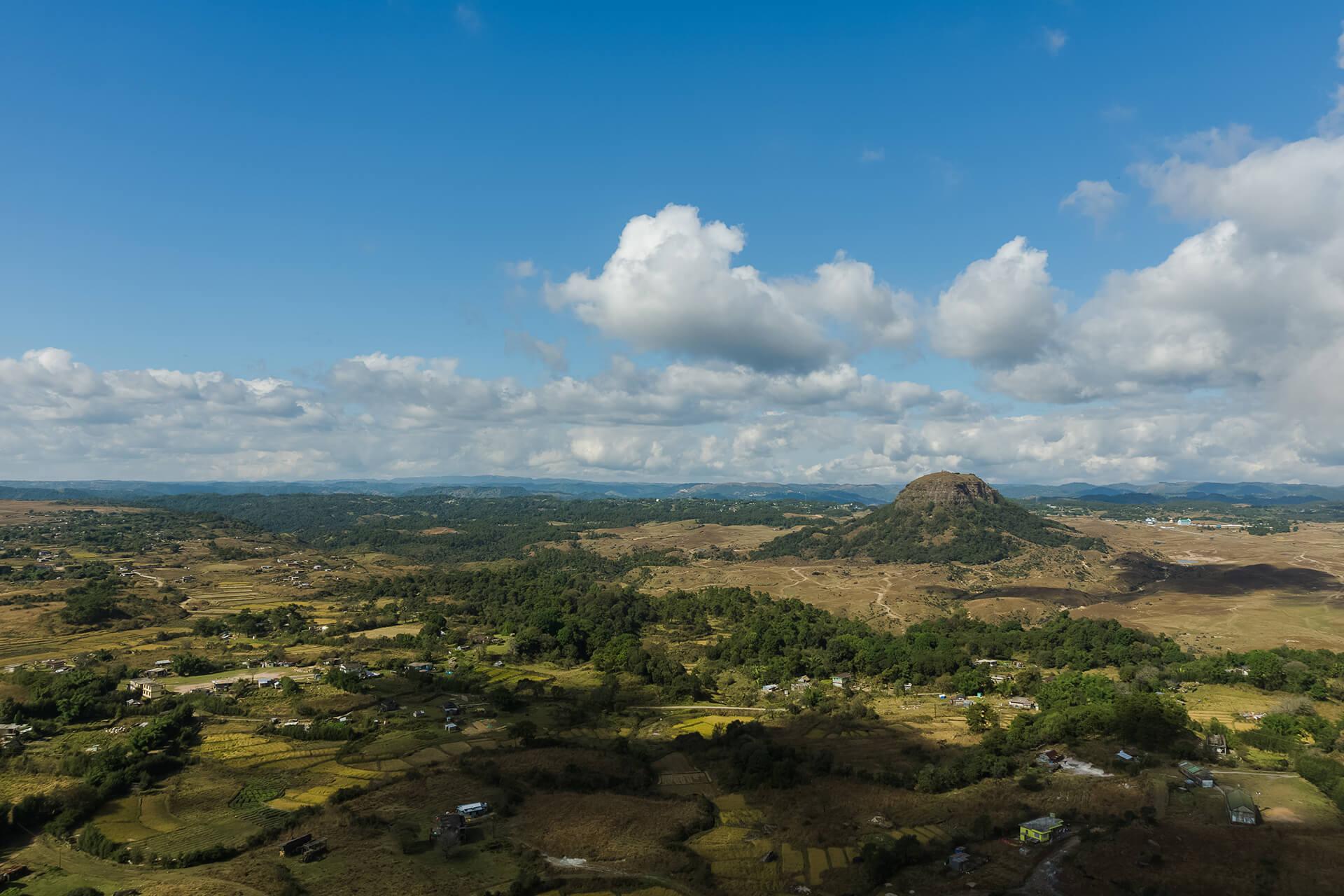 View of Lum Symper
